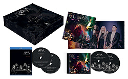 Arena - Coffret Re-Visited:Live! DVD/Blu-ray/2CDs - 2019